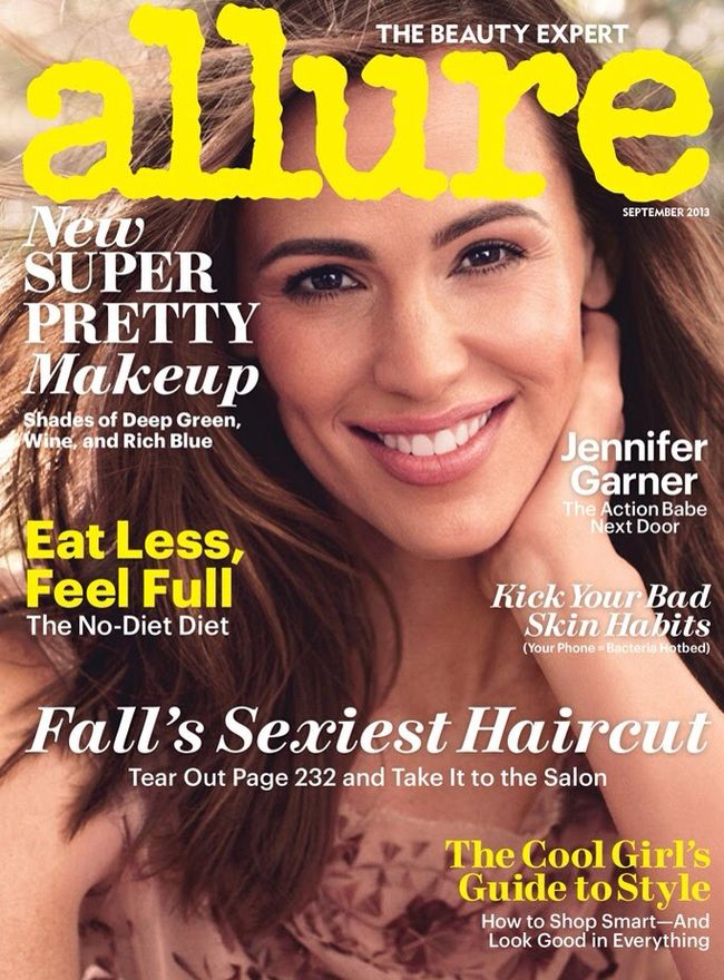 PREVIEW: Jennifer Garner for Allure, September 2013. www.imageamplified.com, Image Amplified
