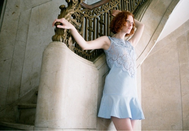 CAMPAIGN- Karen Elson for Lover Fall 2013 by Lina Scheynius. www.imageamplified.com, Image Amplified (10)