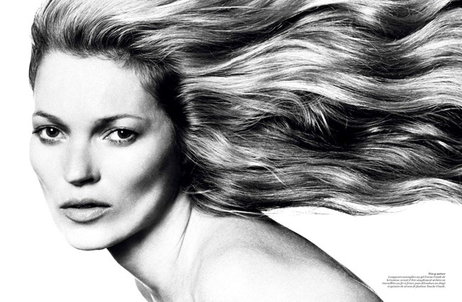 VOGUE PARIS- Kate Moss in La Fibre Londonienne by David Bailey. Geraldine Saglio August 2013, www.imageamplified.com, Image Amplified (1)