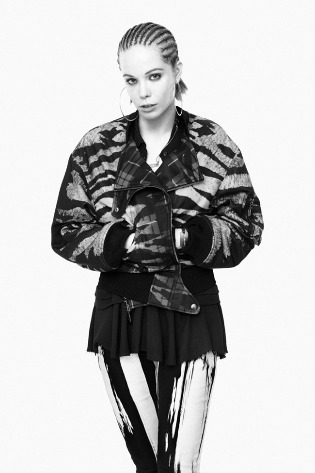 CAMPAIGN Alice Glass, April Tiplady & Tom Gaskin for McQ Fall 2013 by David Sims. www.imageamplified.com, Image Amplified (7)