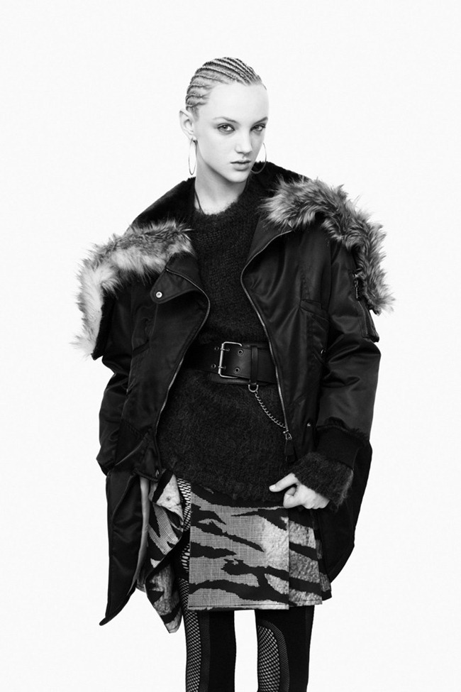CAMPAIGN Alice Glass, April Tiplady & Tom Gaskin for McQ Fall 2013 by David Sims. www.imageamplified.com, Image Amplified (6)