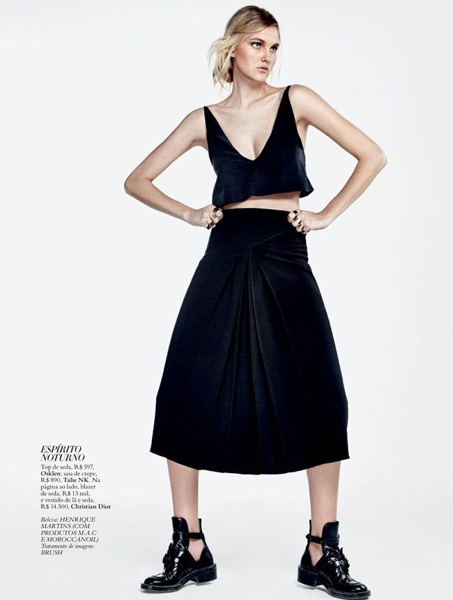 HARPER'S BAZAAR BRAZIL- Caroline Trentini in Jogo de Opostos by Fabio BArtlet. Flavia Lafer, August 2013, www.imageamplified.com, Image Amplified (8)
