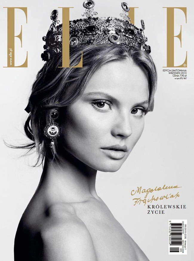 ELLE POLAND- Magdalena Frackowiak by Magdalena Luniewska. September 2013, www.imageamplified.com, Image Amplified (8)