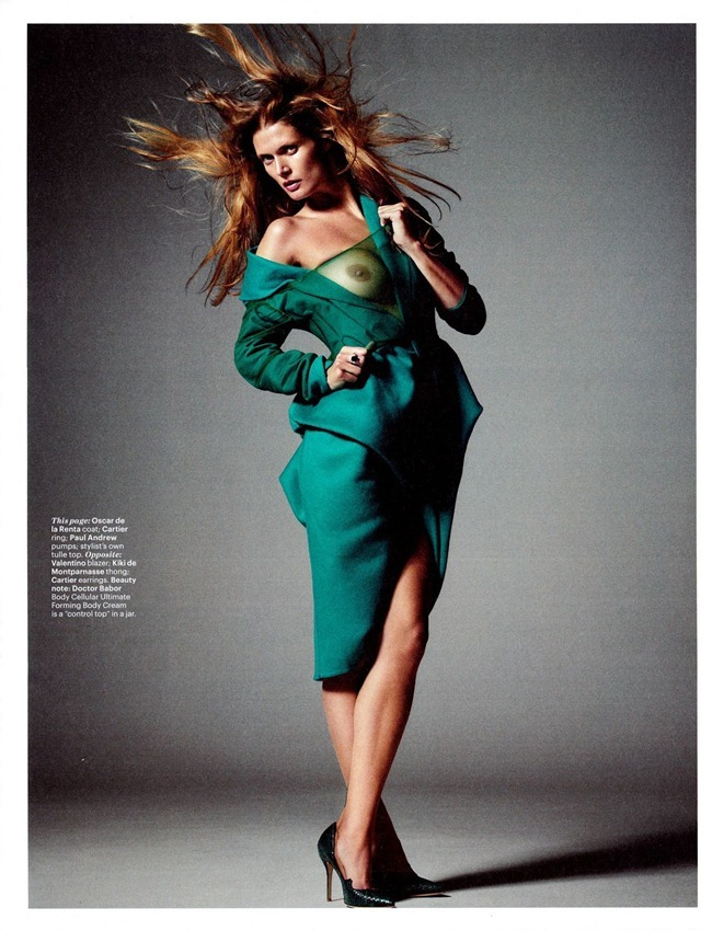 W MAGAZINE- Malgosia Bela in Let's Twist Again by Mario Sorrenti. Panos Yiapanis, September 2013, www.imageamplified.com, Image Amplified (8)