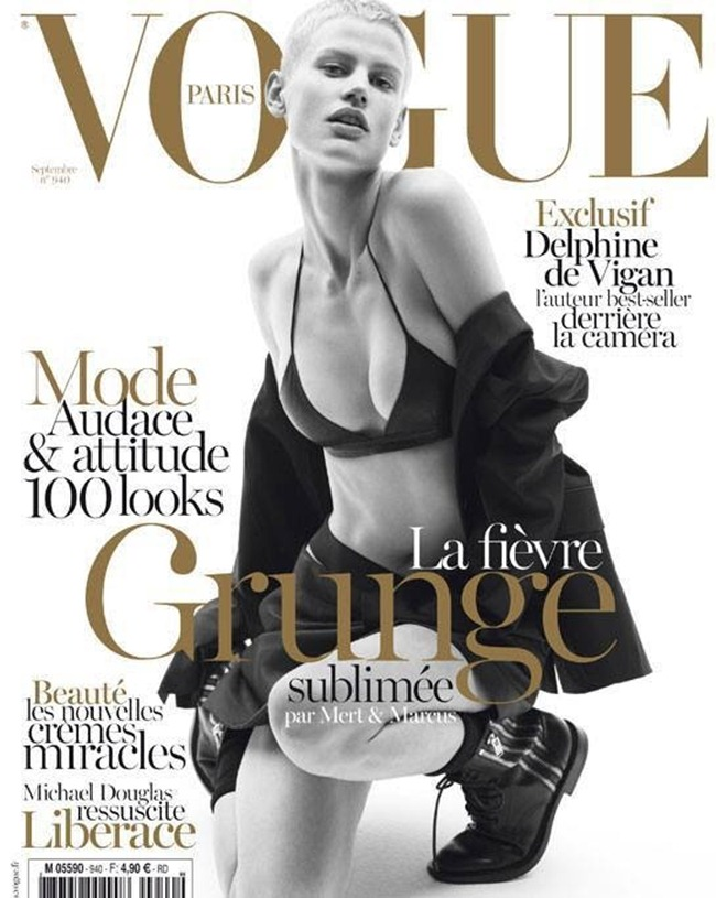 VOGUE PARIS- La Fievre Grunge by Mert & Marcus. Emmanuelle Alt, Joe McKenna, Katy England, September 2013, www.imageamplified.com, Image Amplified (52)