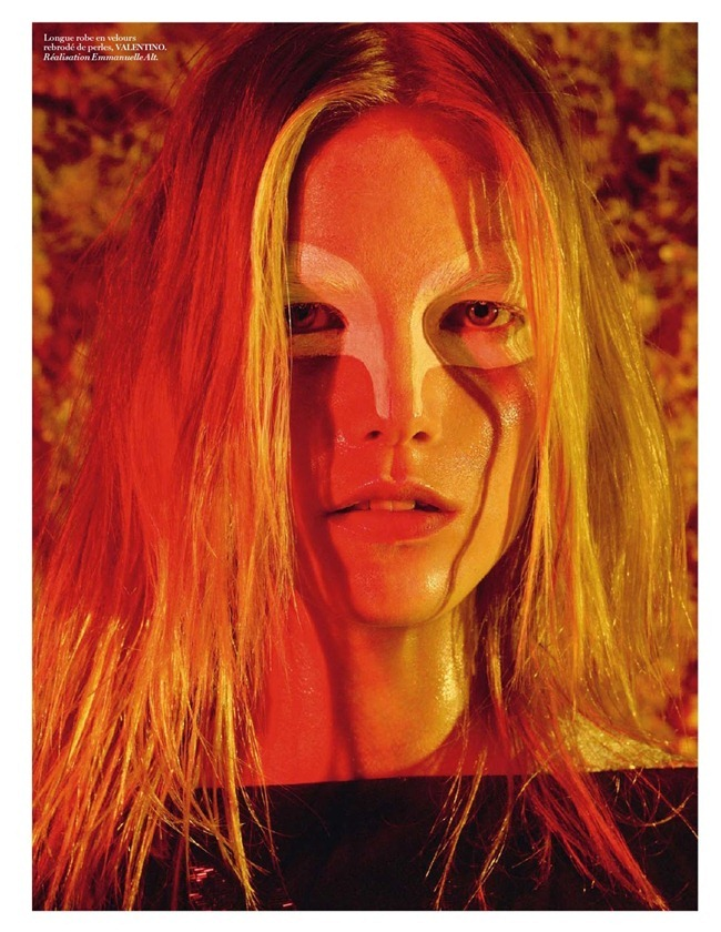 VOGUE PARIS- La Fievre Grunge by Mert & Marcus. Emmanuelle Alt, Joe McKenna, Katy England, September 2013, www.imageamplified.com, Image Amplified (6)