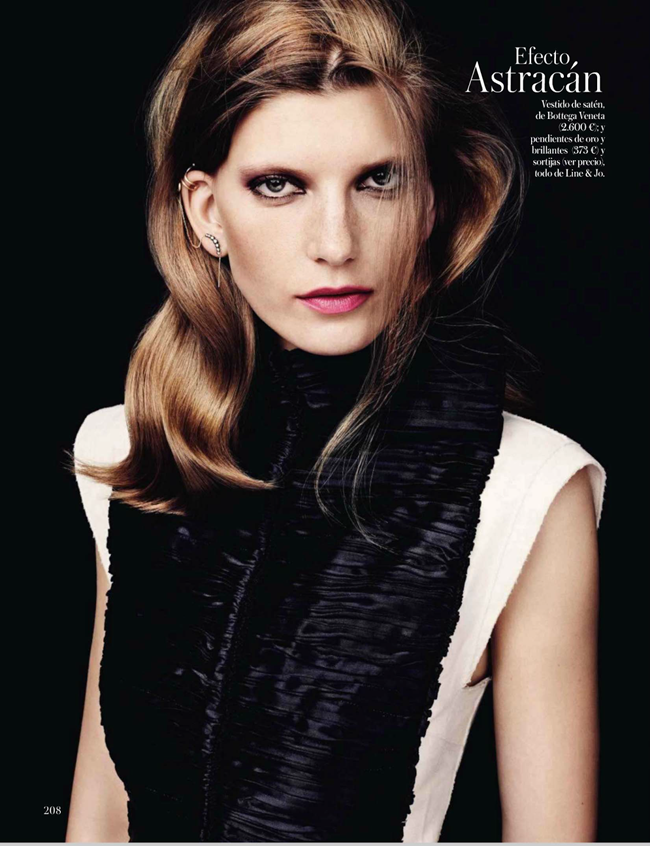 VOGUE SPAIN- Valerija Kelava in Nuevo Codigo by Hasse Nielsen. Claudia Englmann, September 2013, www.imageamplified.com, Image Amplified (3)