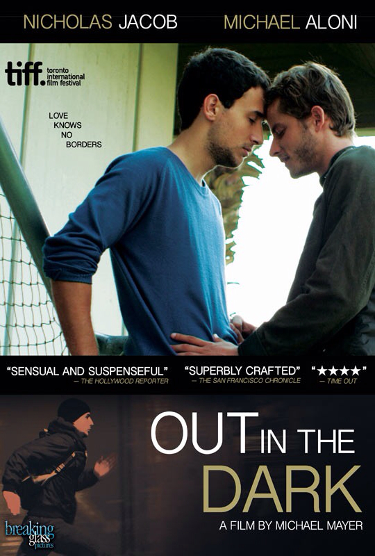 CINEMA SCAPE: Out In The Dark by Michael Mayer. In Theaters September 27th, 2013