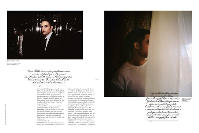 INTERVIEW GERMANY- Robert Pattinson by Nan Golden. September 2013, www.imageamplified.com, Image Amplified (2)