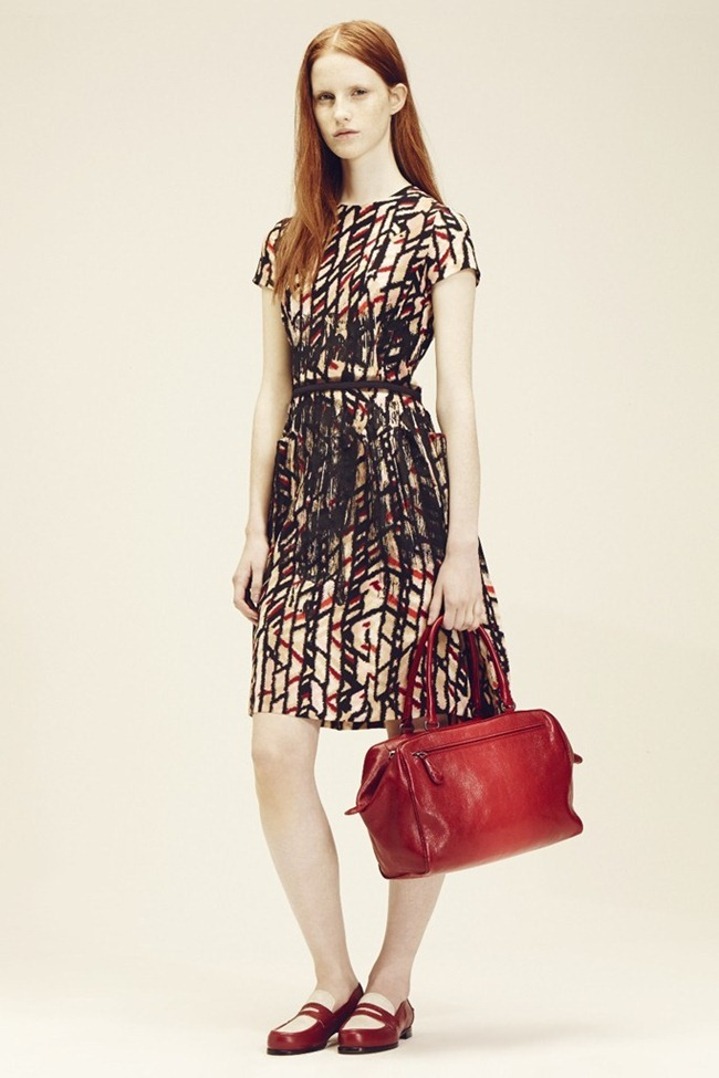 COLLECTION- Bottega Veneta Resort 2014. www.imageamplified.com, Image Amplified (9)