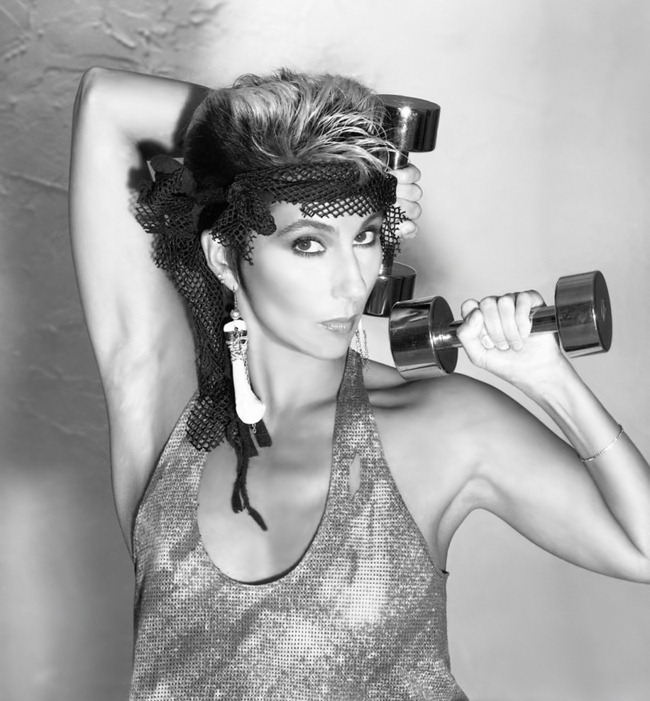 WE ♥ CHER- Cher for Jack Lalane Holiday Spa, 1985. www.imageampilfied.com, Image Amplified (34)