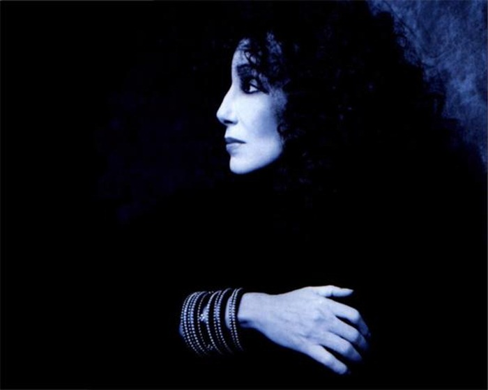 WE ♥ CHER- Cher for Saturday Night Live, 1987 by Karen Kuehn. www.imageampilfied.com, Image Amplified