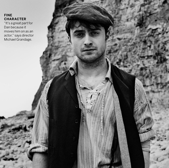 VOGUE MAGAZINE- Daniel Radcliffe in The Real Thing by Anton Corbijn. June 2013, www.imageamplified.com, Image Amplified (2)
