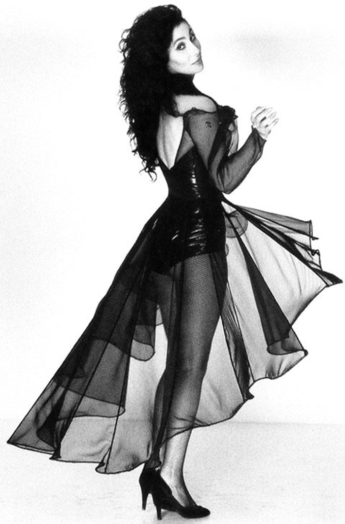 WE ♥ CHER- Cher in Vanity Fair, November 1990 by Herb Ritts. www.imageampilfied.com, Image Amplified (7)