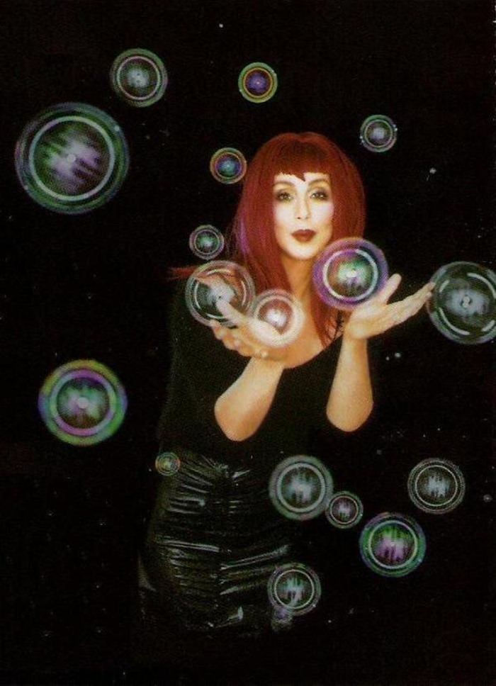 WE ♥ CHER- Cher The Greatest Hits, 1999 by Michael Lavine. www.imageampilfied.com, Image Amplified (2)