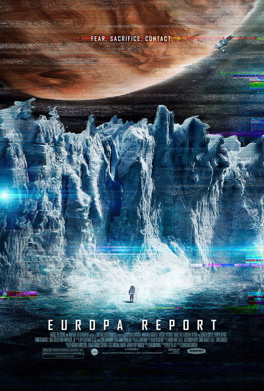 CINEMA SCAPE: Europa Report by Sebastián Cordero. In Theaters August 2, 2013