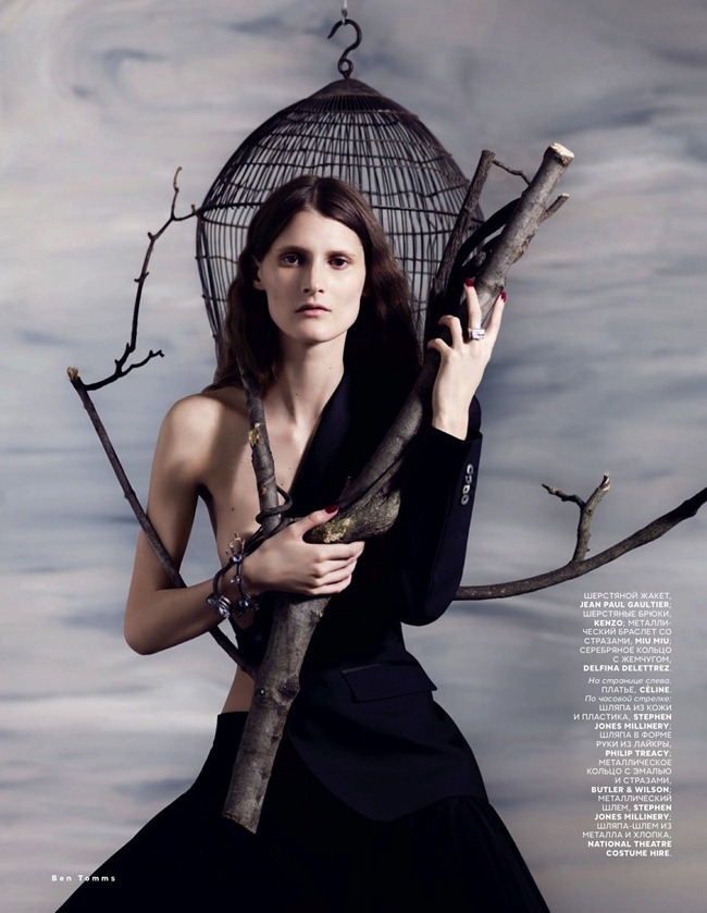 VOGUE RUSSIA- Marie Piovesan by Ben Toms. Katie Shllingford, June 2013, www.imageamplified.com, Image Amplified (7)