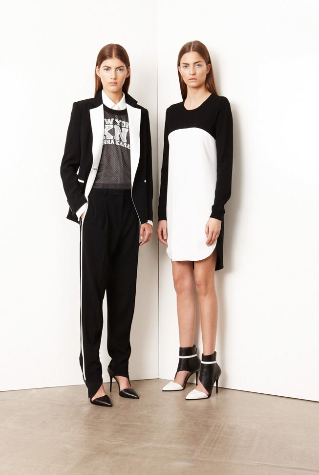 COLLECTION- Valery Kaufman & Emeline Ghesquiere for DKNY Resort 2014. www.imageamplified.com, Image Amplified   (6)