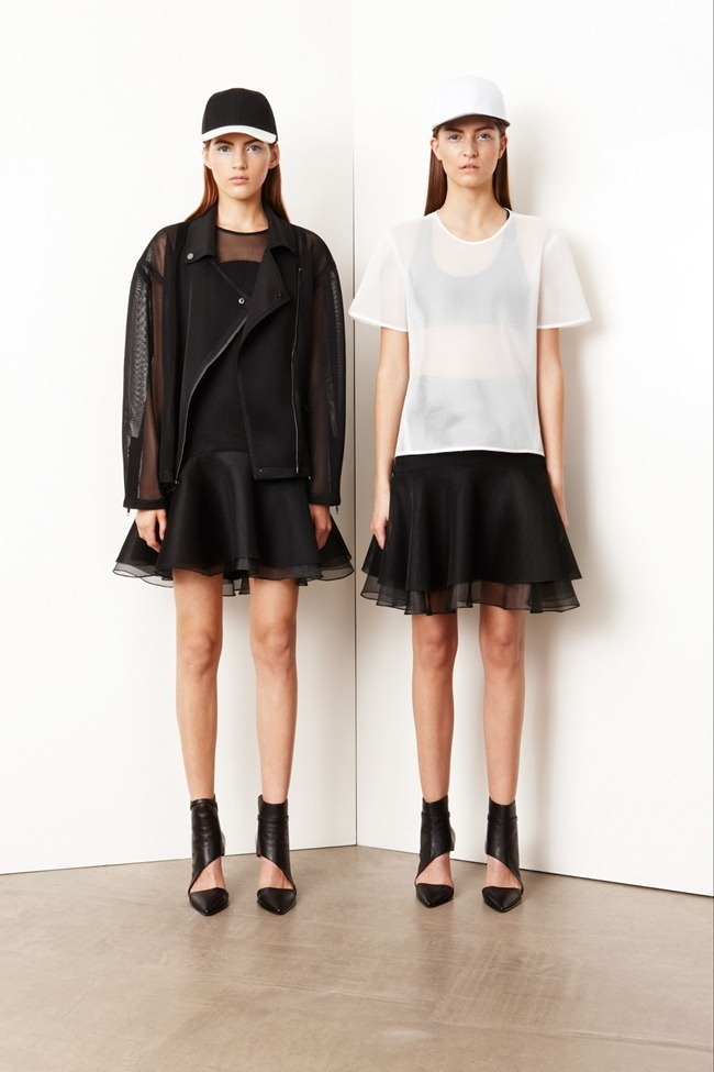 COLLECTION- Valery Kaufman & Emeline Ghesquiere for DKNY Resort 2014. www.imageamplified.com, Image Amplified   (10)
