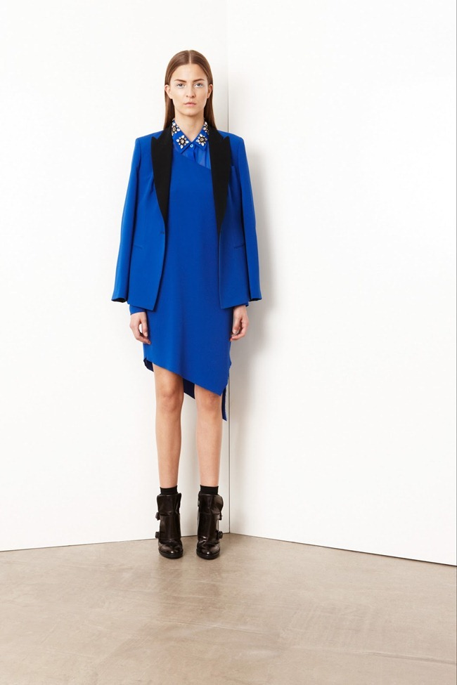 COLLECTION- Valery Kaufman & Emeline Ghesquiere for DKNY Resort 2014. www.imageamplified.com, Image Amplified   (14)