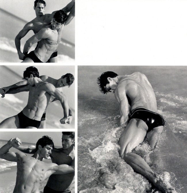 FEATURED MODEL- Roberto Bolle in An Athlete in Tights Pt 2, 2009 by Bruce Weber. www.imageamplified.com, Image Amplified (19)