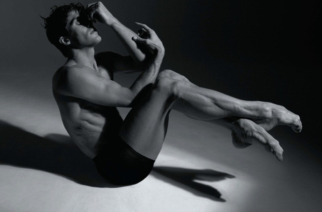 FEATURED MODEL- Roberto Bolle in An Athlete in Tights Pt 2, 2009 by Bruce Weber. www.imageamplified.com, Image Amplified (21)
