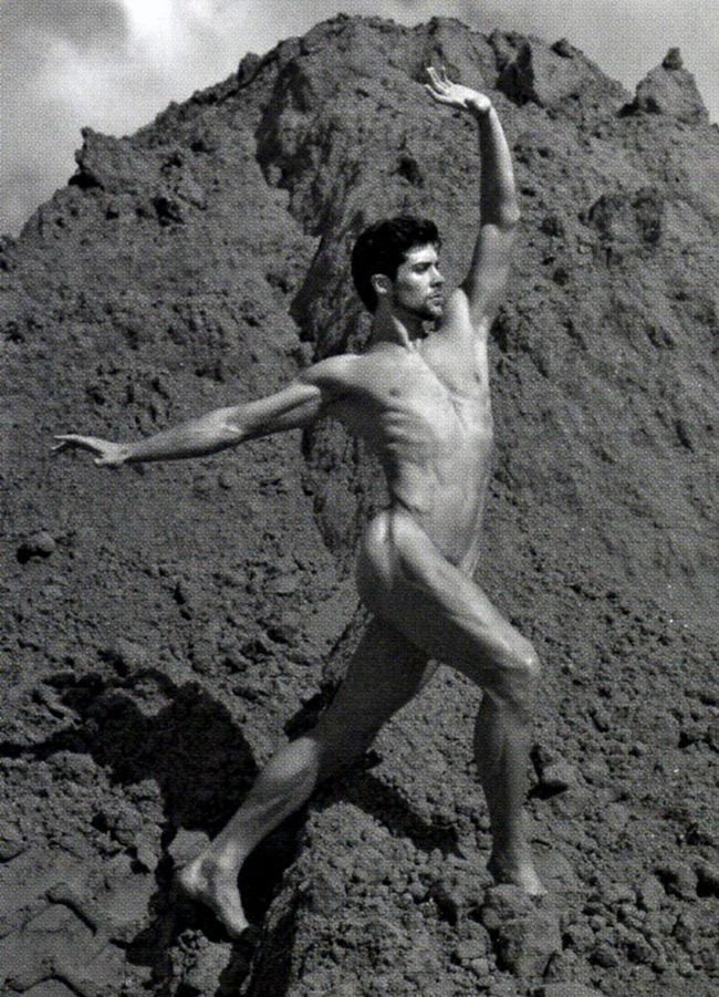 FEATURED MODEL- Roberto Bolle in An Athlete in Tights Pt 2, 2009 by Bruce Weber. www.imageamplified.com, Image Amplified (12)