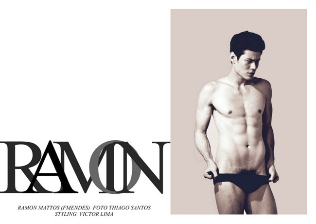 MASCULINE DOSAGE- Ramon Mattos by Thiago Santos. Victor Lima, www.imageamplified.com, Image Amplified