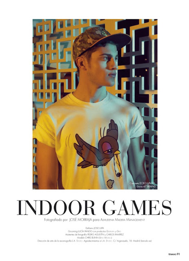 TENMAG- Chris Bunn in Indoor Games by Jose Morraja. Jose Lupa, May 2013, www.imageamplified.com, Image Amplified (1)