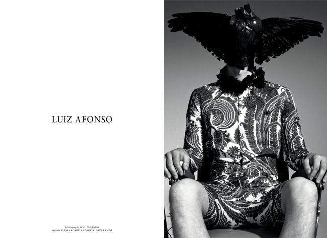 MADE IN BRAZIL- Luis Afonso Zchwab by Gui Paganini. Flavia Pommianosky & Davi Ramos. www.imageamplified.com, Image Amplified
