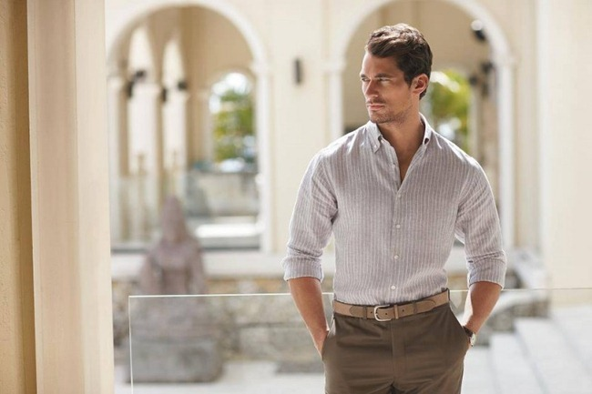CAMPAIGN- David Gandy for Marks & Spencer Summer 2013 by Arnaldo Anaya-Lucca. David Nolan, www.imageamplified.com, Image Amplified (2)