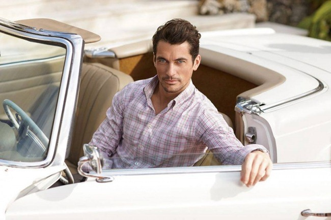 CAMPAIGN- David Gandy for Marks & Spencer Summer 2013 by Arnaldo Anaya-Lucca. David Nolan, www.imageamplified.com, Image Amplified