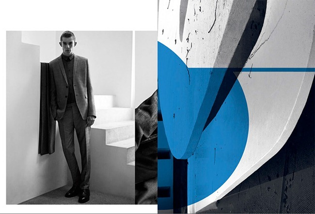 LOOKBOOK Dior Homme Fall 2013 by Karim Sadli, Mauricio Nardi, www.imageamplified.com, Image Amplified (5)