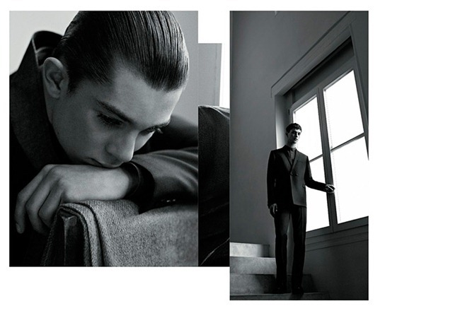 LOOKBOOK Dior Homme Fall 2013 by Karim Sadli, Mauricio Nardi, www.imageamplified.com, Image Amplified (12)