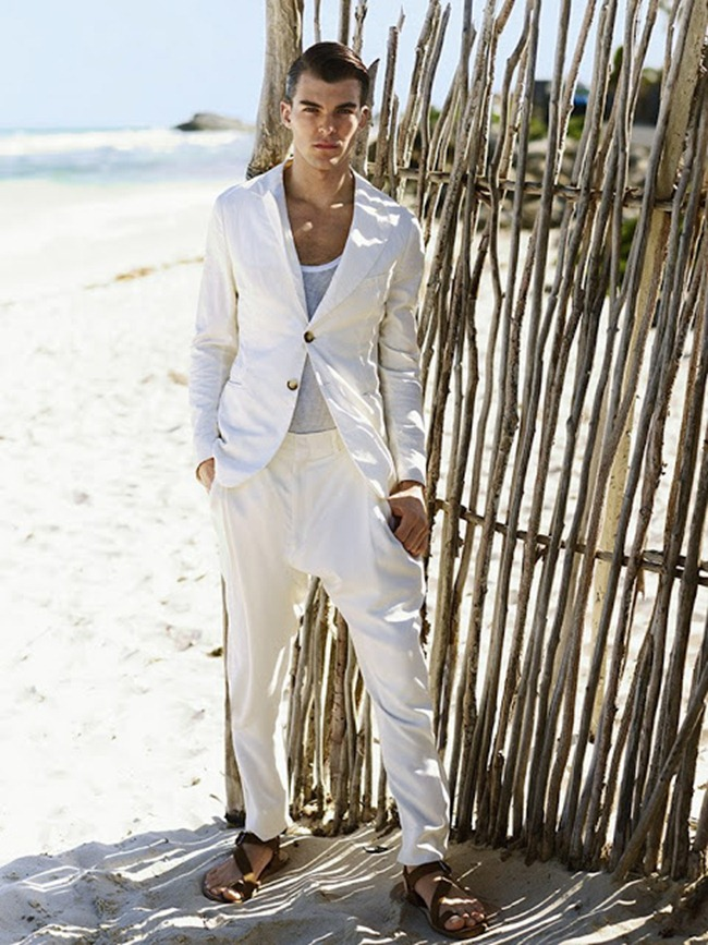 STYLE REWIND Patrick Kafka in Summer Bliss for GQ China, Summer 2012 by Dean Isidro. Grant Woolhead, www.imageamplified.com, Image amplified (9)