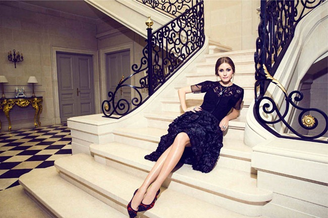 CAMPAIGN Olivia Palermo in Tesoros del Imperio for Carrera y Carrera Fall 2013. www.imageamplified.com, Image Amplified (4)