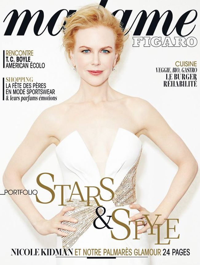 PREVIEW: Nicole Kidman for Madame Figaro France, June 2013. www.imageamplified.com, Image Amplified