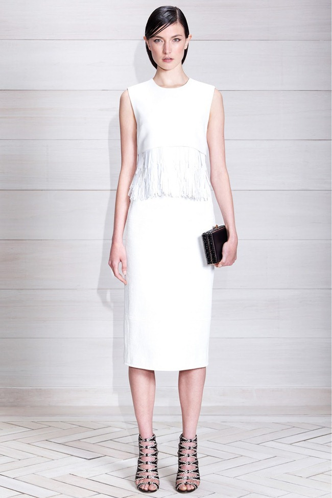 COLLECTION- Alana Bunte, Elisabeth Erm & Jacquelyn Jablonski for Jason Wu Resort 2014. www.imageamplified.com, Image Amplified (29)