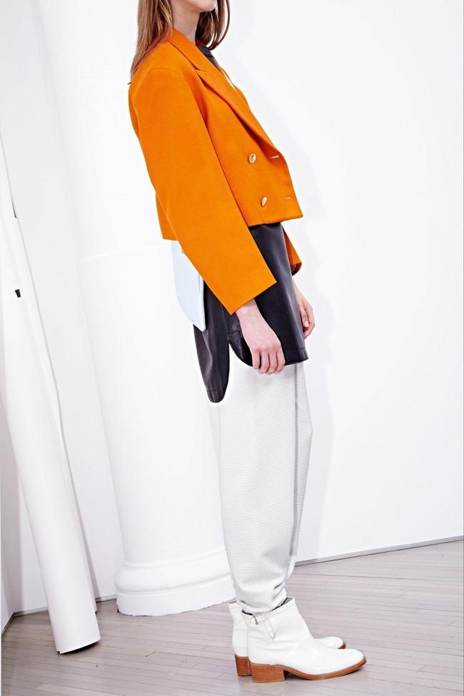 COLLECTION- Zoe Colivas & Joanna Tatarka for 3.1 Phillip Lim Resort 2014. www.imageamplified.com, Image Amplified (2)