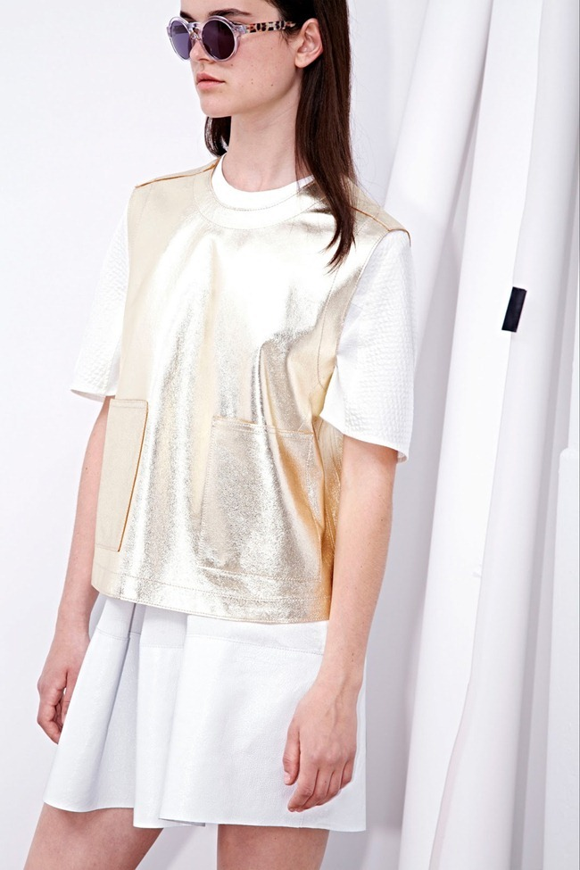 COLLECTION- Zoe Colivas & Joanna Tatarka for 3.1 Phillip Lim Resort 2014. www.imageamplified.com, Image Amplified (3)