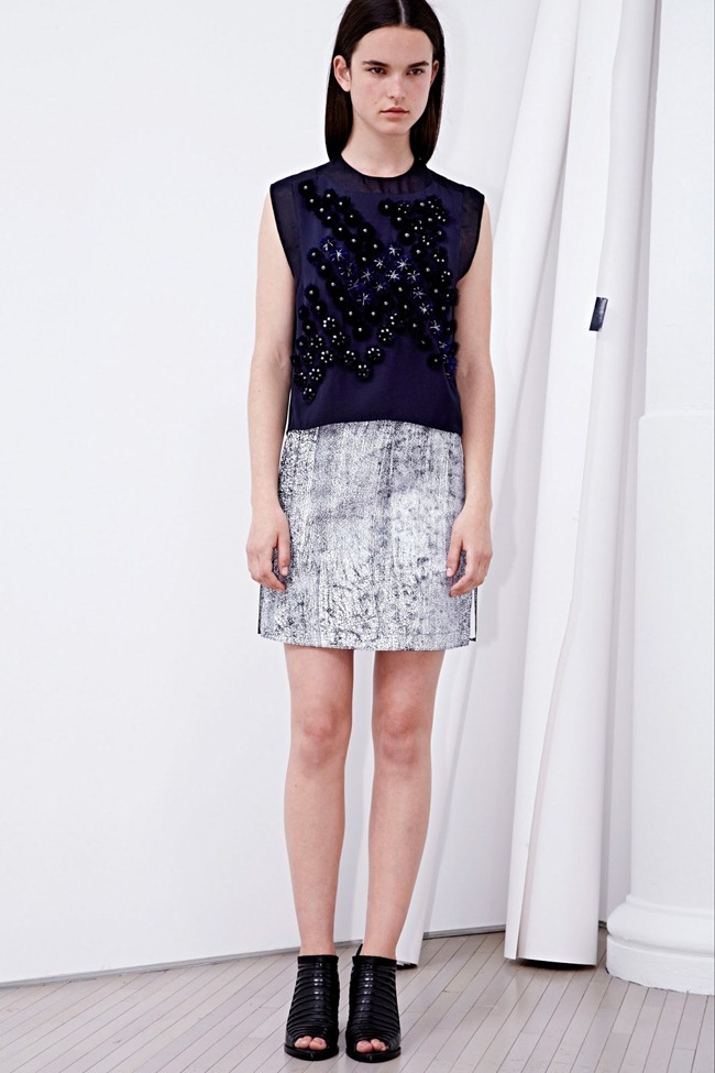 COLLECTION- Zoe Colivas & Joanna Tatarka for 3.1 Phillip Lim Resort 2014. www.imageamplified.com, Image Amplified (13)