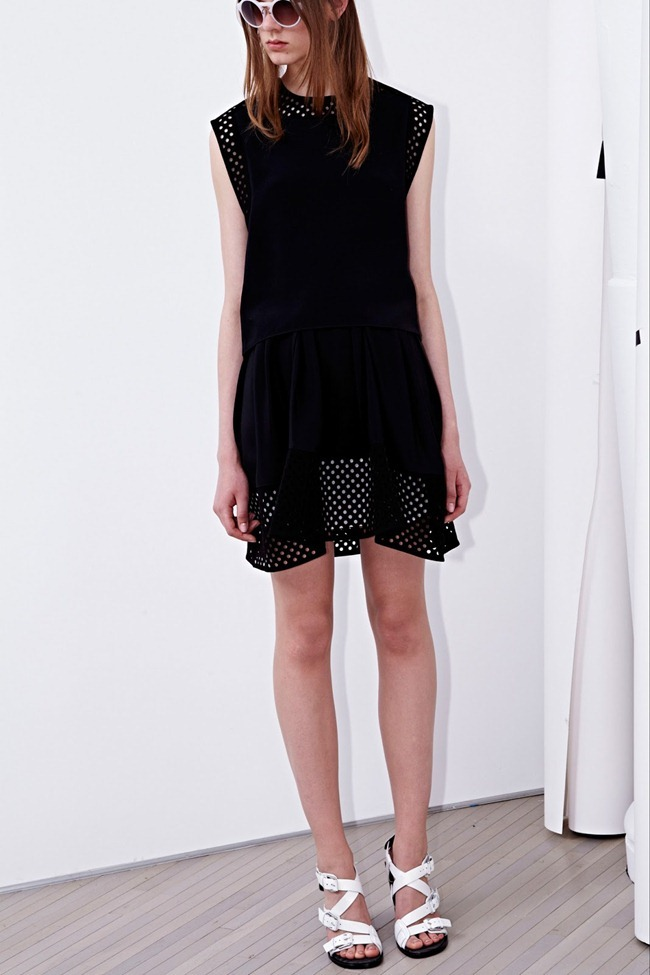 COLLECTION- Zoe Colivas & Joanna Tatarka for 3.1 Phillip Lim Resort 2014. www.imageamplified.com, Image Amplified (20)