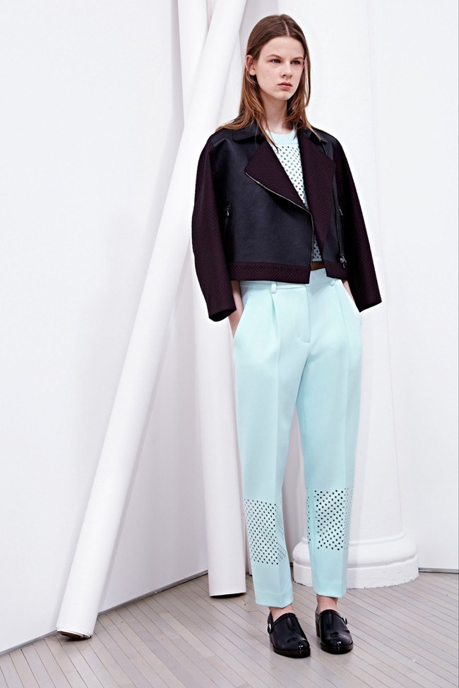 COLLECTION- Zoe Colivas & Joanna Tatarka for 3.1 Phillip Lim Resort 2014. www.imageamplified.com, Image Amplified (22)