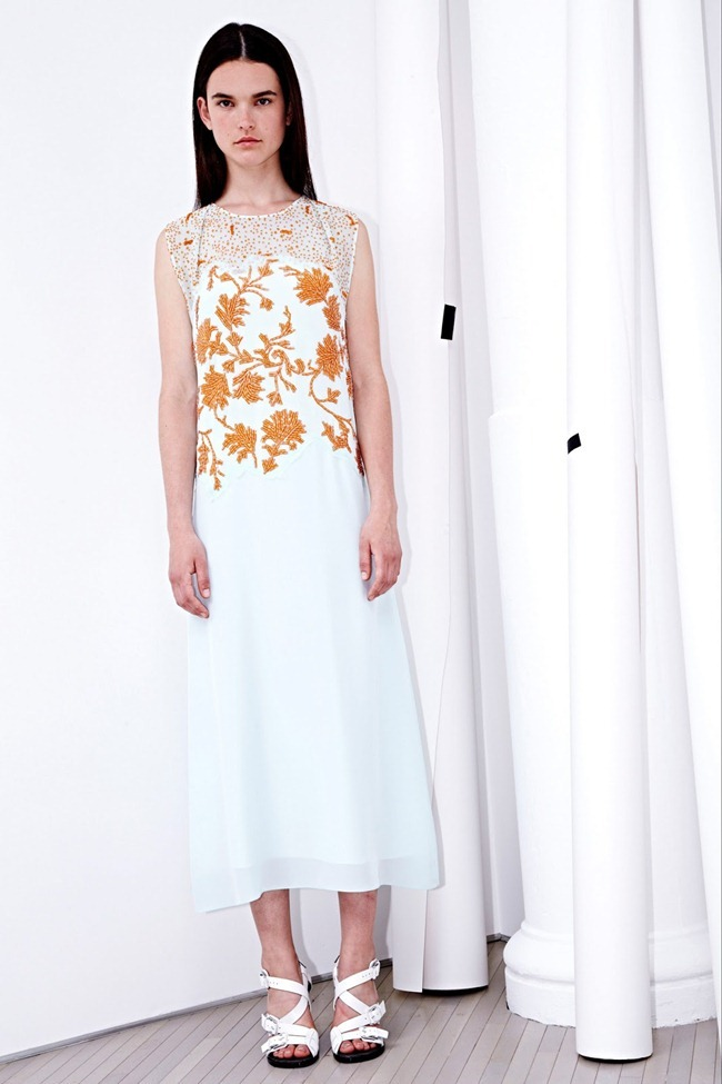 COLLECTION- Zoe Colivas & Joanna Tatarka for 3.1 Phillip Lim Resort 2014. www.imageamplified.com, Image Amplified (25)