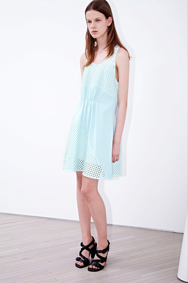 COLLECTION- Zoe Colivas & Joanna Tatarka for 3.1 Phillip Lim Resort 2014. www.imageamplified.com, Image Amplified (26)