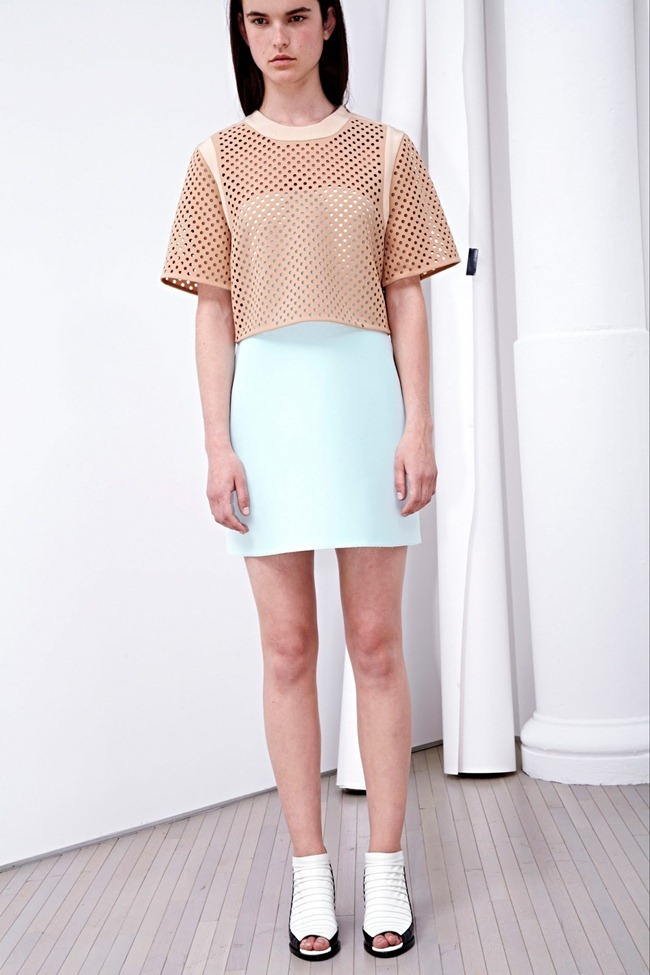 COLLECTION- Zoe Colivas & Joanna Tatarka for 3.1 Phillip Lim Resort 2014. www.imageamplified.com, Image Amplified (28)