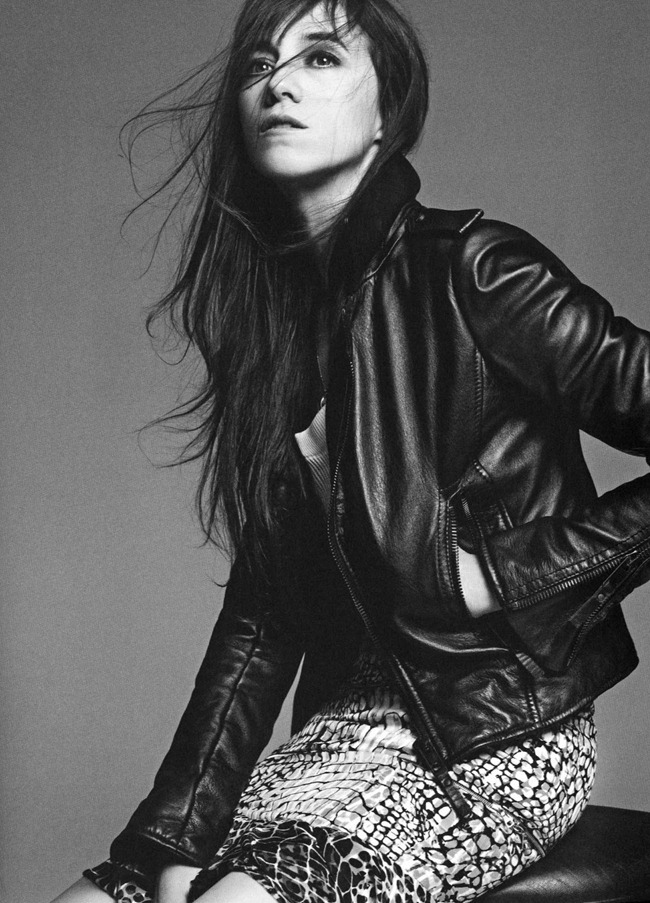032C MAGAZINE Charlotte Gainsbourg by karim Sadli. marie-Amelie Sauve, Summer 2013, www.imageamplified.com, Image Amplified (5)
