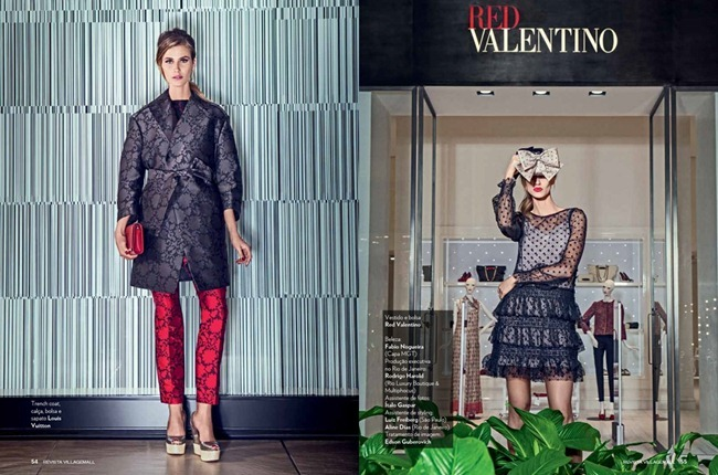 VILLAGE MALL MAGAZINE Renata Kuerten in Luxo Total by Renam Christofoletti. Giovanni Frasson, www.imageamplified.com, Image Amplified (2)