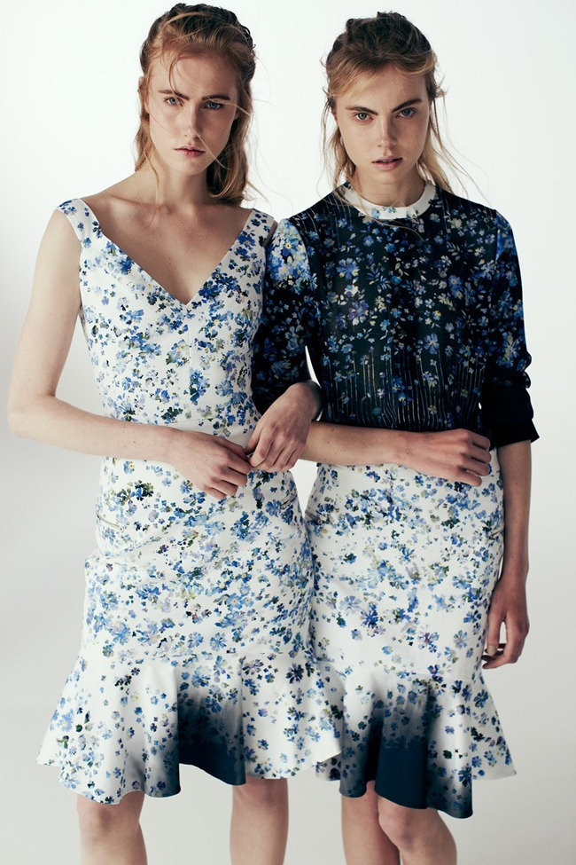COLLECTION Wylie Hays & Lauren Bigelow for Preen Resort 2014. www.imageamplified.com, Image Amplified (4)