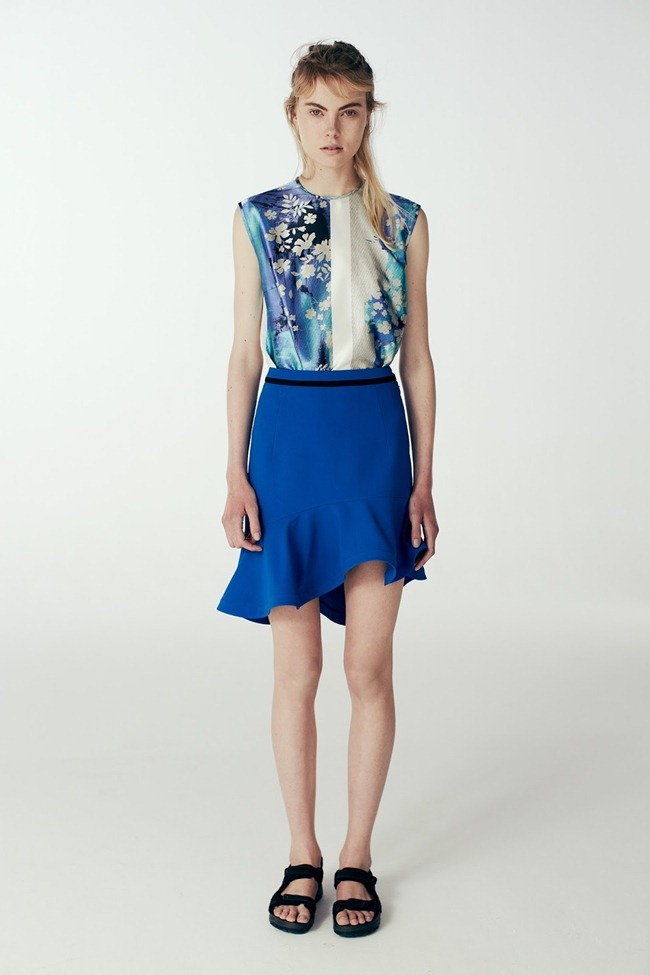 COLLECTION Wylie Hays & Lauren Bigelow for Preen Resort 2014. www.imageamplified.com, Image Amplified (10)